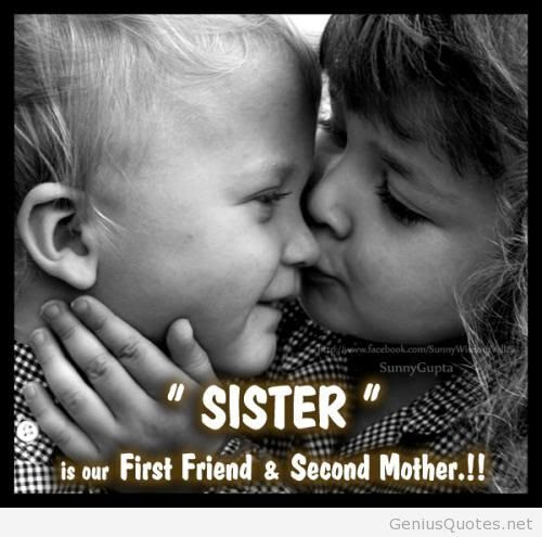 Quotes About Sister Support 72 Quotes