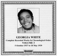 Georgia White - Volume 3