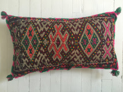 Vintage Moroccan Berber Pillow Cover