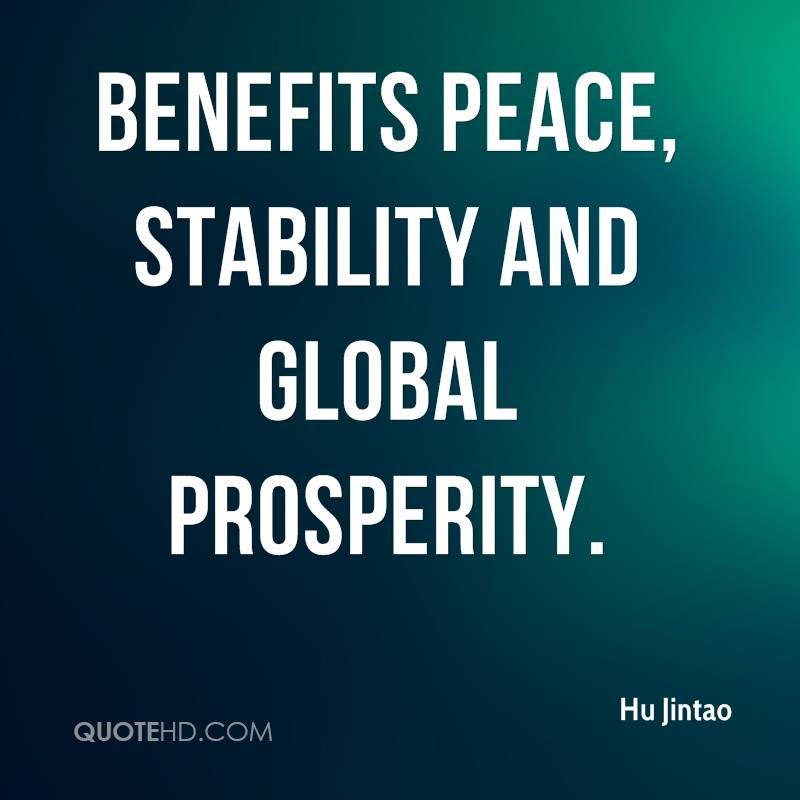 Hu Jintao Quotes Quotehd