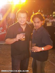 TV5 1st year anniversary party glorietta 3 tent