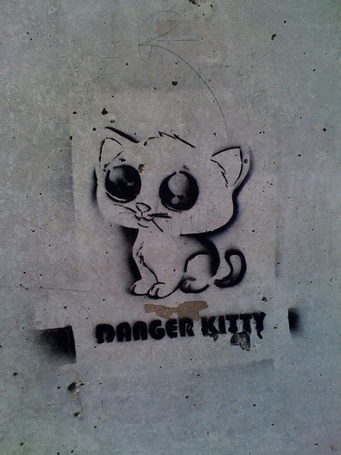 Danger Kitty!