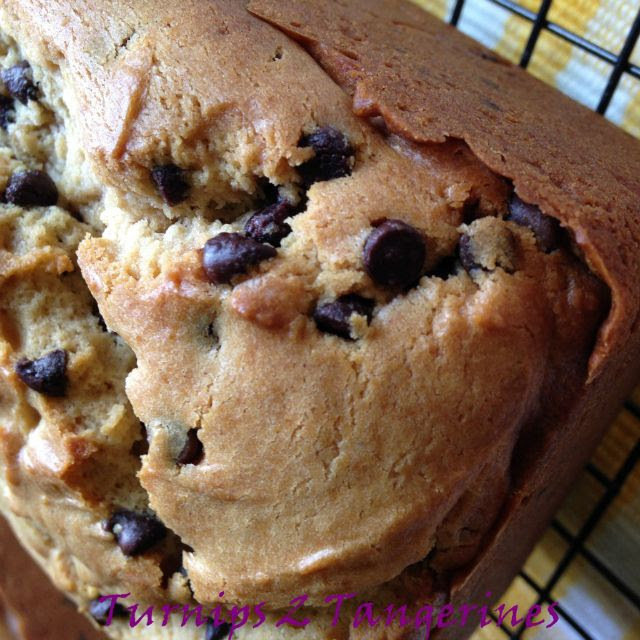 Peanut Butter and Chocolate Bread