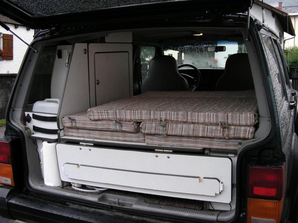 Camper Ausbau 4x4, Ausbau von Geländewagen