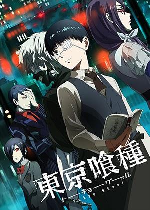Tokyo Ghoul [12/12] [HD] [Sub Español/Audio Latino/Audio Castellano] [MEGA]
