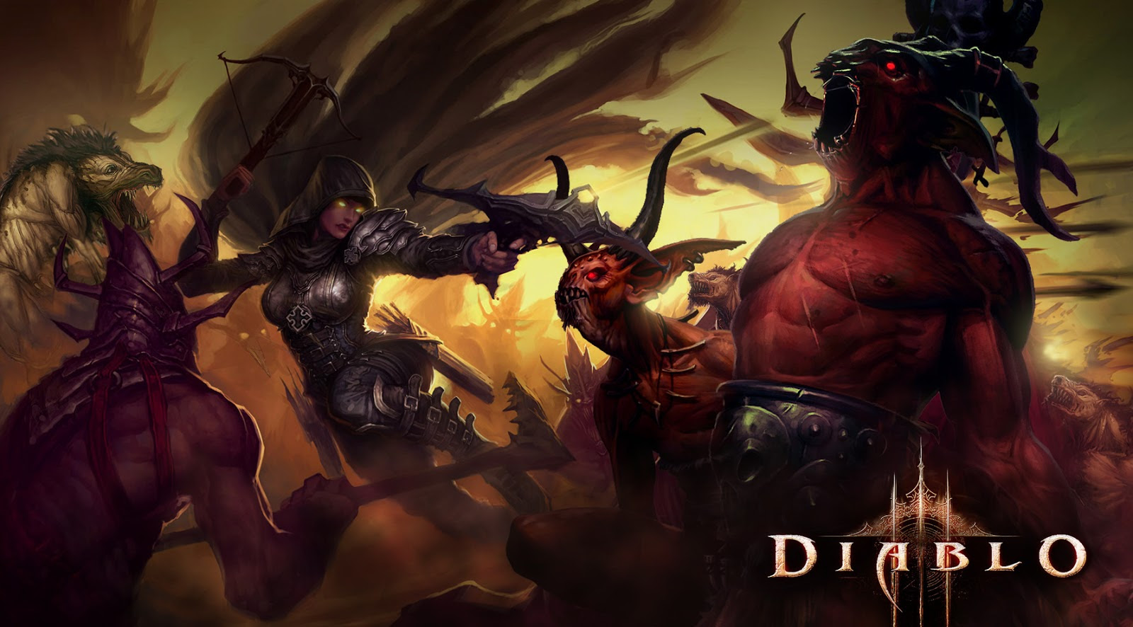 Diablo 3 Gold Guide To Hungering Arrow And Entangling Shot