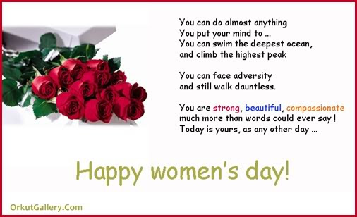 Happy Womens Day Message For Girlfriend Archidev