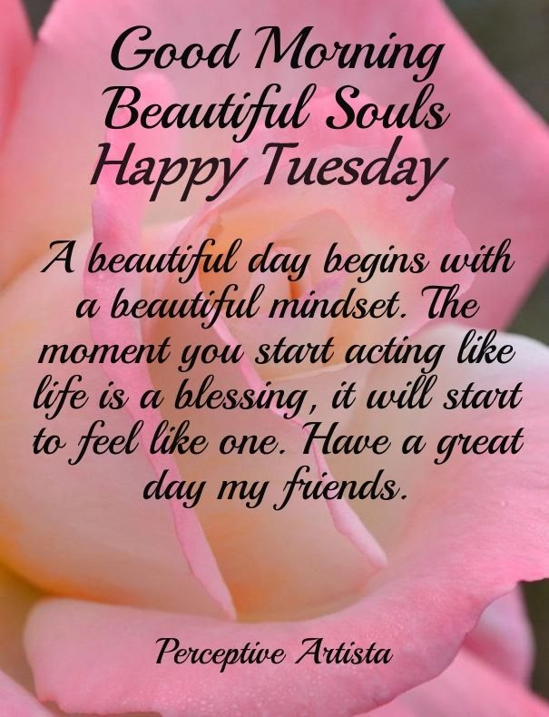 Good Morning Beautiful Souls Happy Tuesday Pictures Photos And