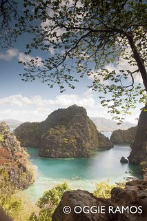 Coron - Kayangan View of Entrance Karst