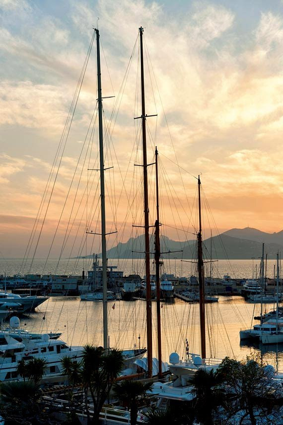 lacloserie:  Port de Cannes - French Riviera
