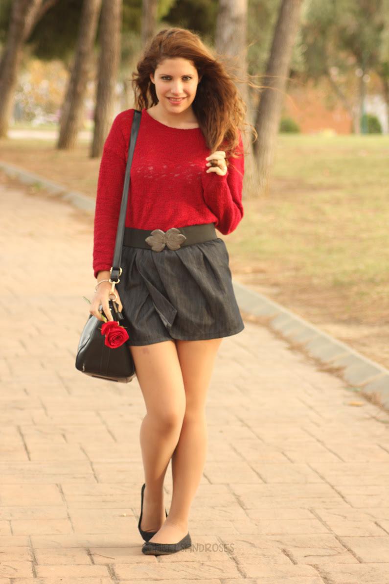 HeelsandRoses-jersey-burgundy-con-falda-vaquera-(6)