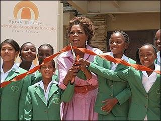 Oprah Winfrey's School in South Africa!