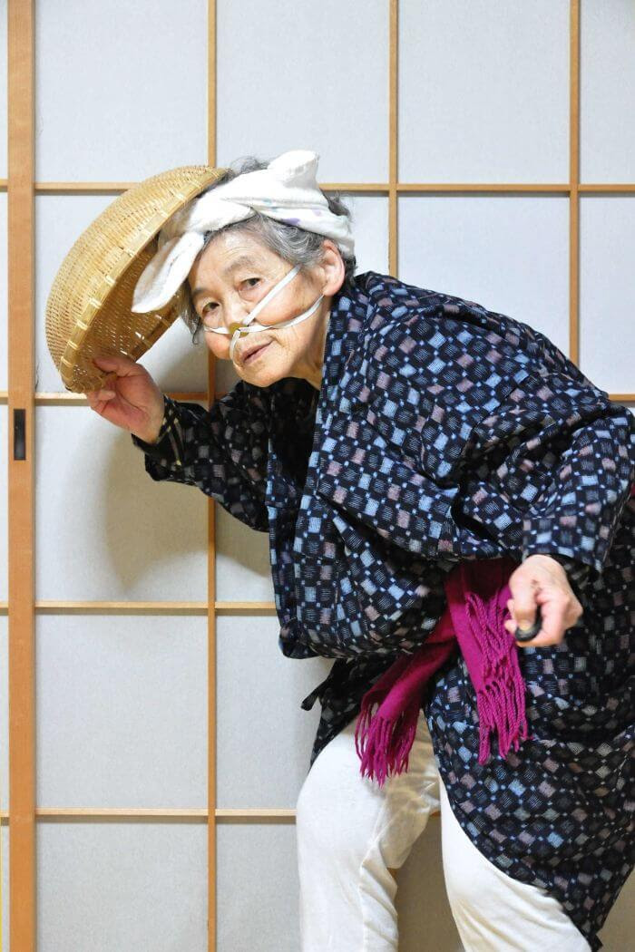 89 year old japanese grandma epic selfies 13 (1)