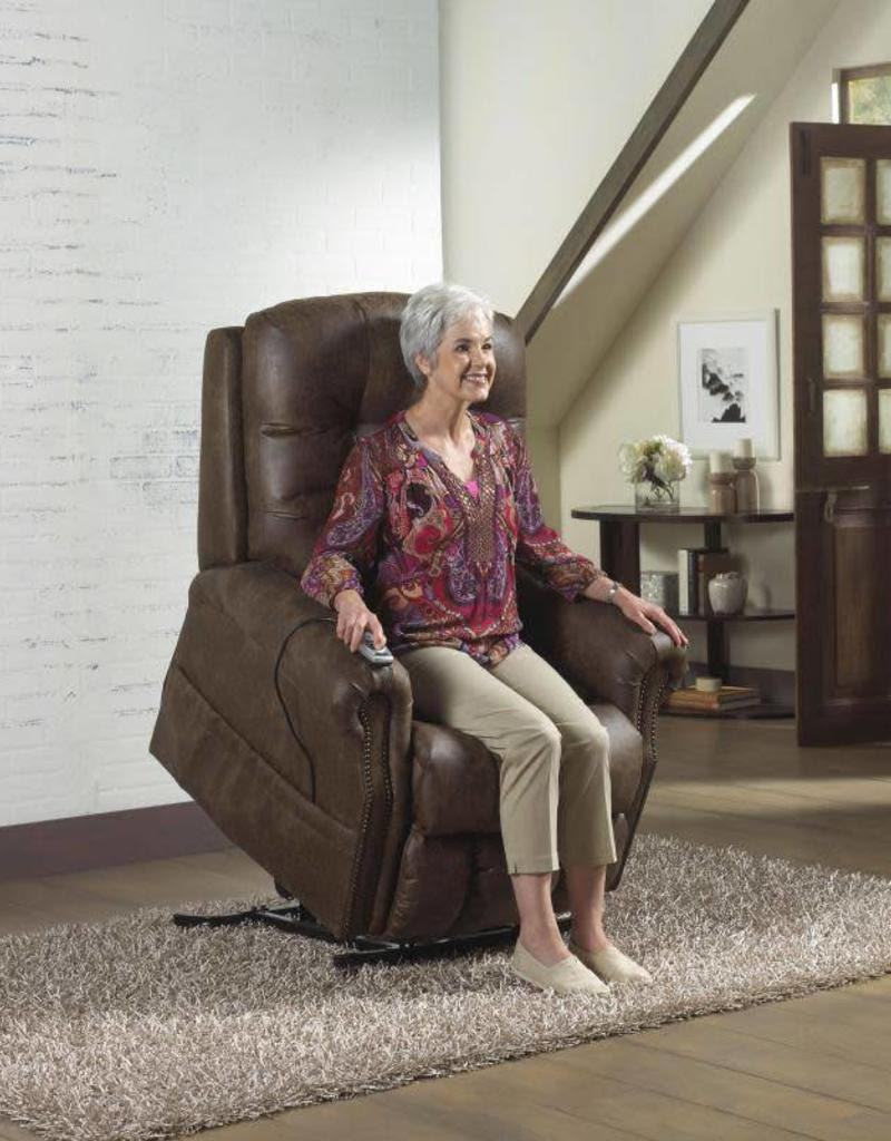 Jackson Catnapper Ramsey Lift Chair Sable