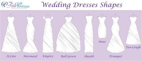Find the perfect wedding dress for your body type   The Fab