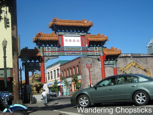 Day 4.12 Lan Su Chinese Garden (Portland Classical Chinese Garden) - Portland - Oregon 36