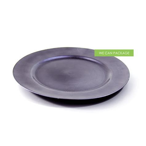 Lavender Charger Plate   Cheap Charger Plates   Wedding Plates