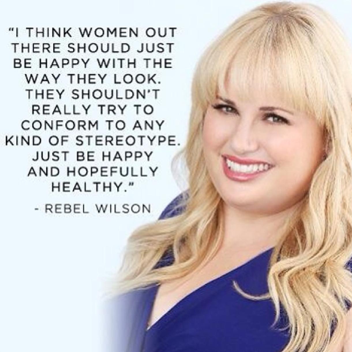 Best Rebel Wilson Quotes Wwwpicsbudcom
