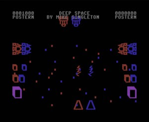 Deep Space - Commodore 64 - (2)