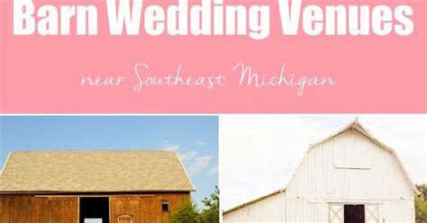 Rusted Rose Vintage Rentals: Southeast Michigan Barn