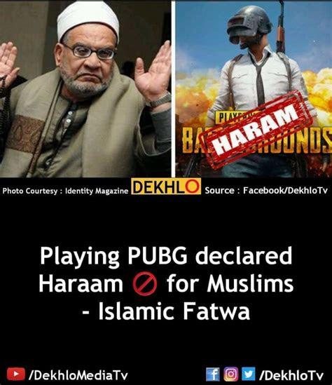 gambar meme pubg haram