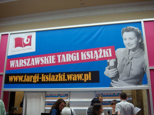 II Warszawskie Targi Książki.