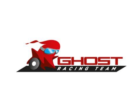 ghost racing team logo design contest logo designs  applex
