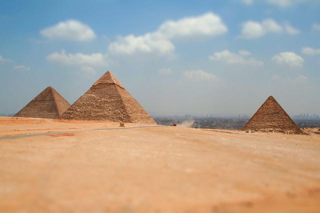 Pyramids TS