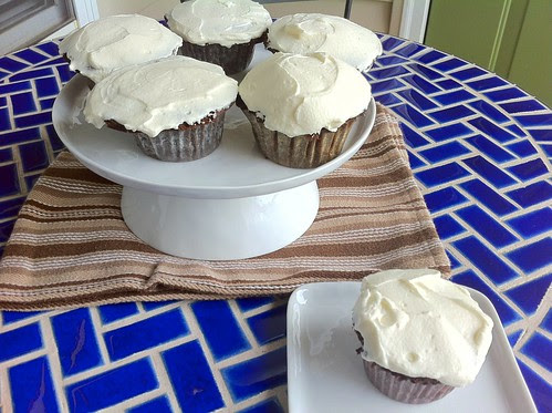Cupcakes Frosted