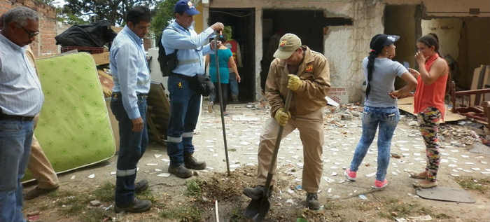 Reubicaciones del Jarillón aportan al programa de recuperación de agua