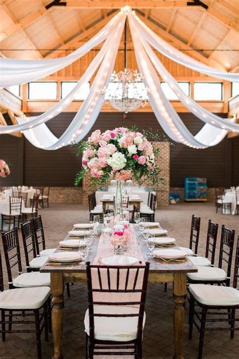 Romantic Glitzy Pink North Carolina Wedding   MODwedding