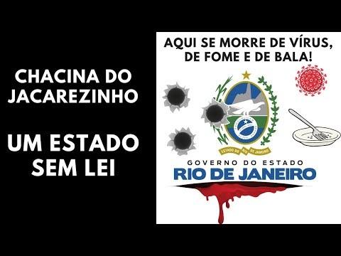 Chacina do Jacarezinho: Um crime que não combate o crime