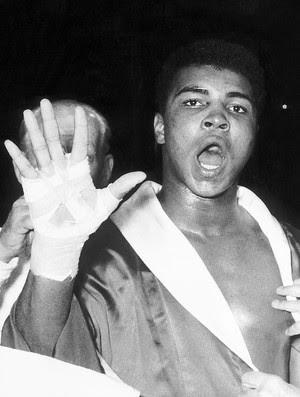 Muhammad Ali (Foto: Reuters)