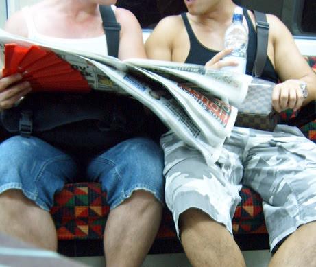 Man Bags & Tube Fan