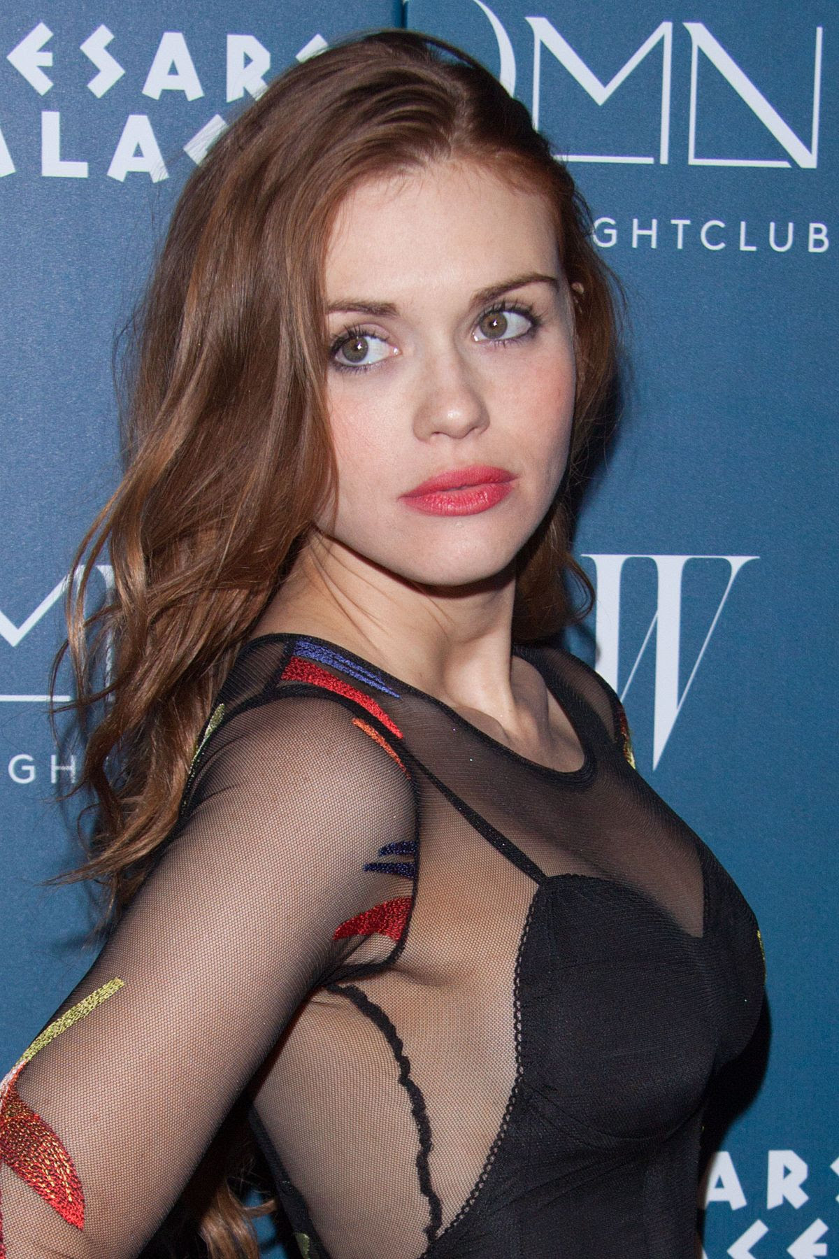 HOLLAND RODEN at Omnia Nightclub Grand Opening Weekend in Las Vegas
