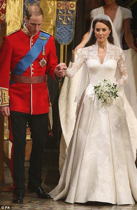 Duchess of Cambridge's McQueen wedding gown to go on show