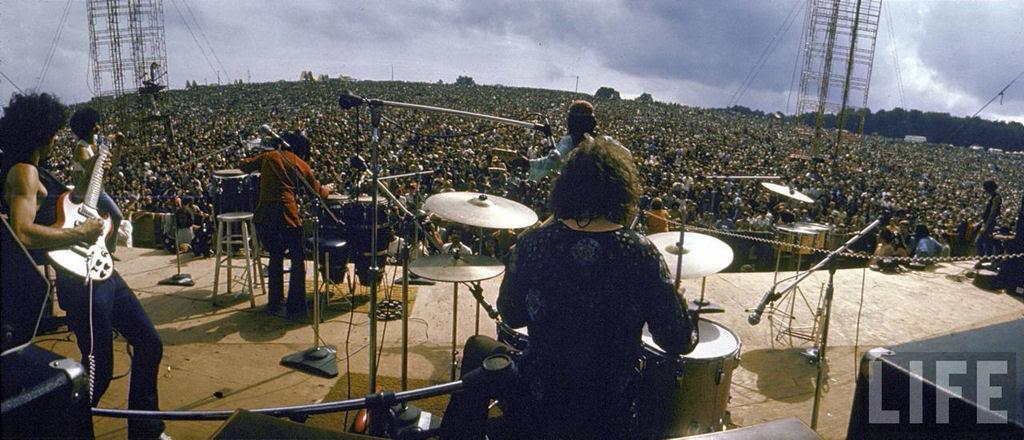 O festival de Woodstock em números e imagens 33