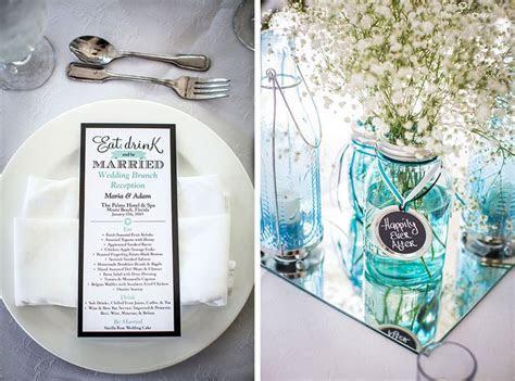 Teal / Turquoise decoratie bruiloft, wedding, thema, blauw