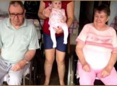 Casal morre no mesmo dia e da mesma doença depois de 55 anos de união
