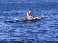 Philippine Isola di Cebu Moalboal di Mammagolosa