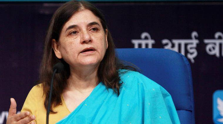 Nutrition council rejects Maneka's proposal to replace anganwadi rations with nutrient packages