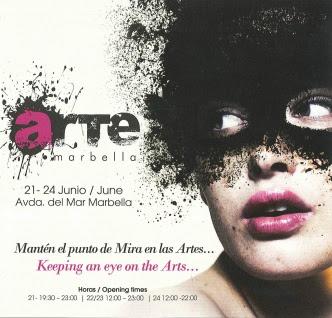 La Avenida del Mar acogerá del 21 al 24 de junio el IV Festival Internacional de Arte Marbella en el que participan más de 70 artistas