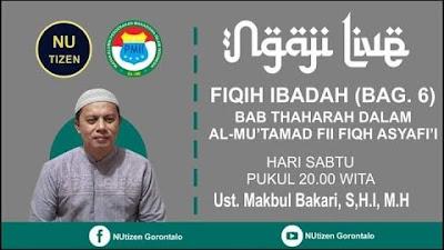 Ngaji Live Bersama Ustad Makbul Bakari