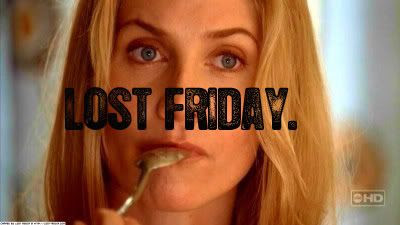 Lost Friday - One Of Us.