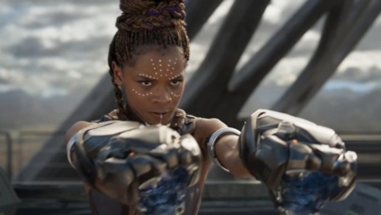 Image result for black panther movie shuri