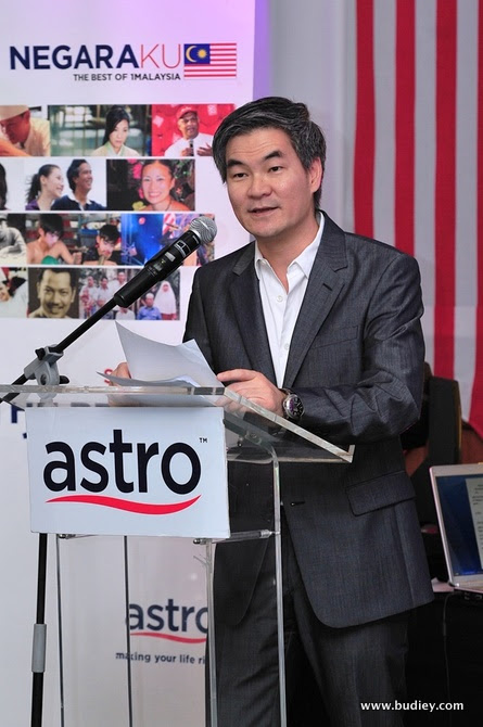 Henry Tan, COO Astro