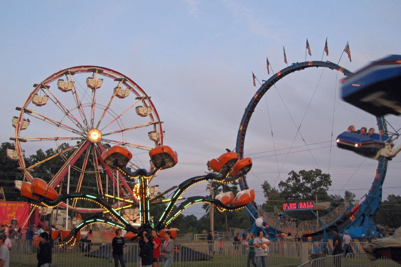 Polk County Fair 4