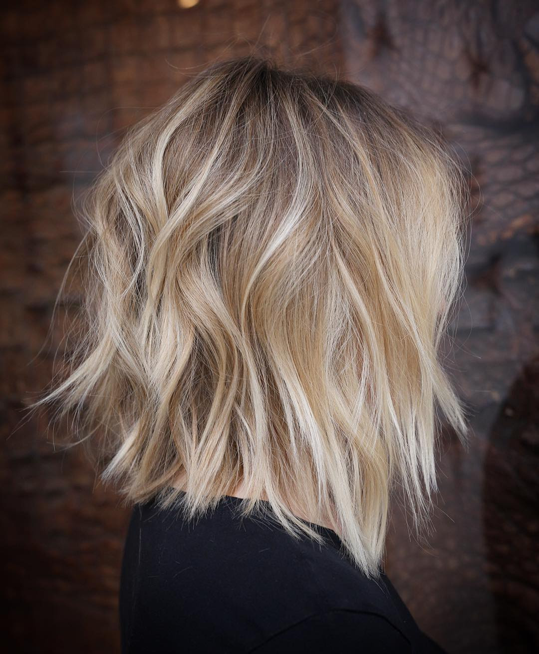 10 Stylish Lob Hairstyle Ideas Best Shoulder Length Hair For Women 2019