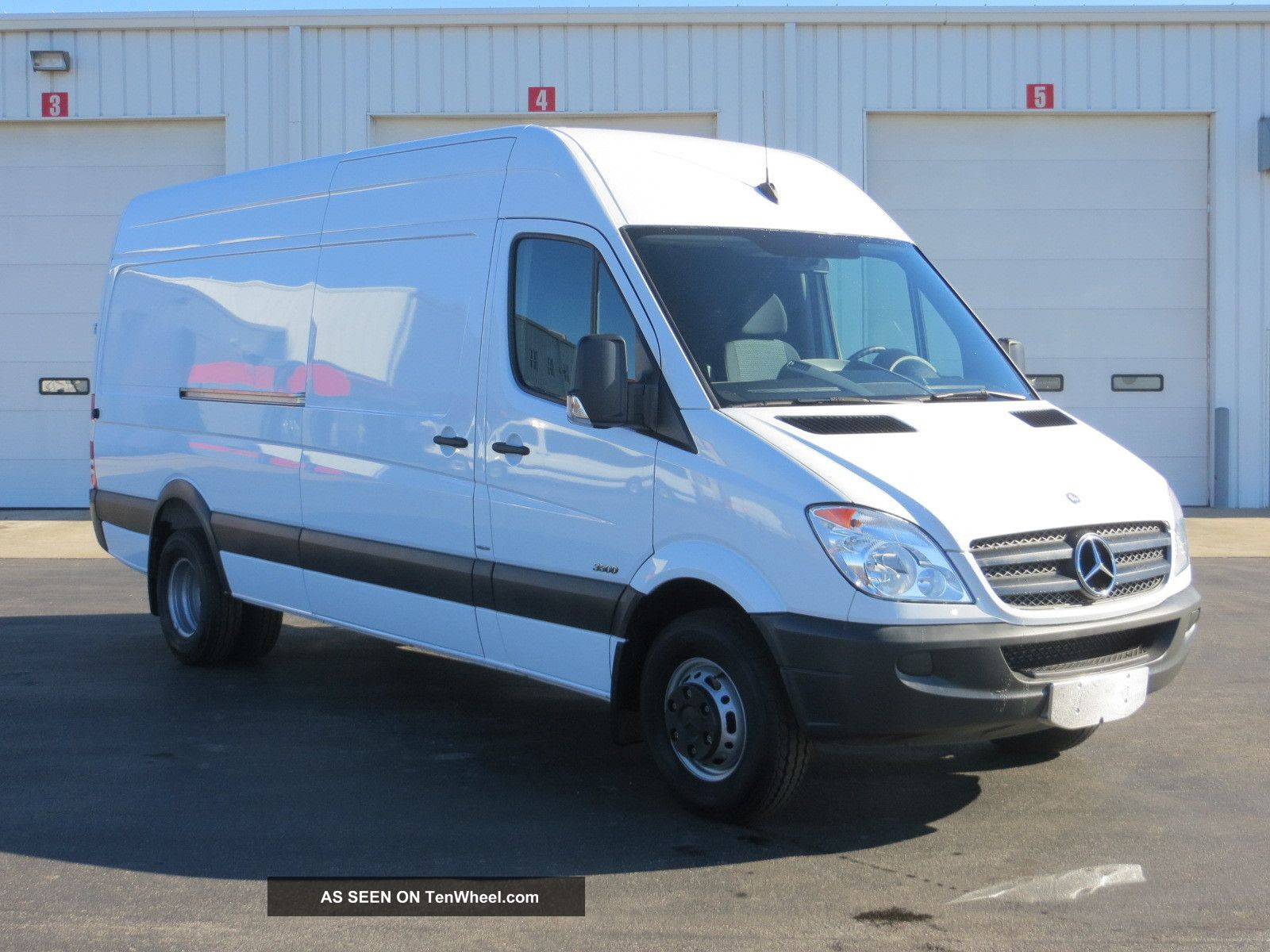 2012 Mercedes - Benz Sprinter 3500
