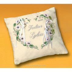 coussin mariage   cross stich   Pinterest   Coussin